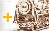 Соберите свой 3D-вагон впечатлений!