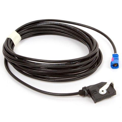 RGB кабель для камеры заднего вида для Volkswagen Golf, Jetta, Tiguan, Passat