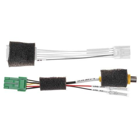 Cable para conectar cámara en automóviles Suzuki modelos 2012-2019