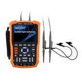 Handheld Digital Oscilloscope SIGLENT SHS1102 with Insulated Channels