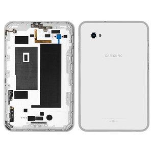 Housing for Samsung P6200 Galaxy Tab Plus, P6210 Galaxy Tab Plus Tablets, (white, version 3G )