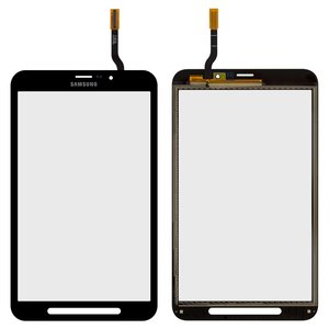 Touchscreen for Samsung T365 Galaxy Tab Active 8.0 3G Tablet, (black)
