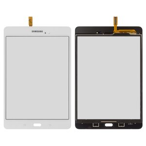 Touchscreen for Samsung T350 Galaxy Tab A 8.0 Tablet, (white, (version Wi-fi))