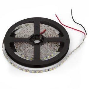 LED Strip SMD2835 (high-brightness, monochrome, cold white, 60 LEDs/m, 5 m, IP65)