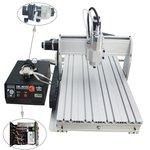 Máquina fresadora CNC de sobremesa de 3 ejes ChinaCNCzone 6040 (1500 W)