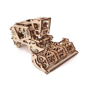 Rompecabezas mecánico 3D UGEARS