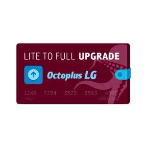 Модернизация с Octoplus LG Lite на Octoplus LG Full