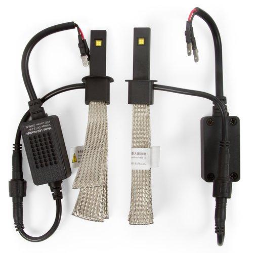 Набір світлодіодного головного світла UP-5HL-H1W-PHI-2500Lm (H1, 2500 лм, холодний білий)