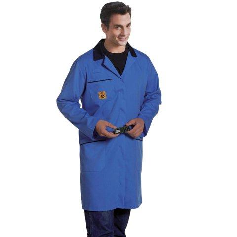 Антистатичний халат Warmbier 2618.AM160.B.S
