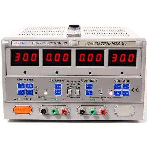 Лабораторний блок живлення HYelec HY3003M 2