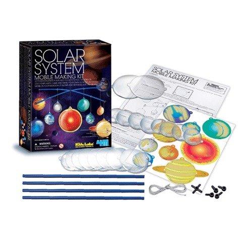 STEAM-набір 4М 3D-мобіль Сонячна система 00-05520