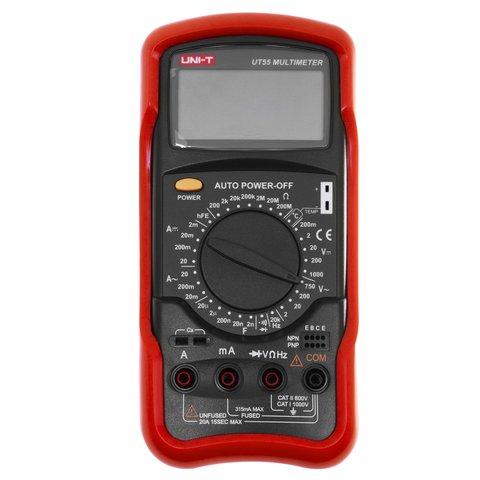 Digital Multimeter UNI T UT55