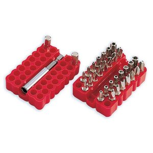 Bit Set with Bit Holder Pro'sKit 8PK-SD009E